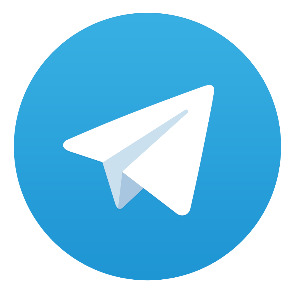Телеграмм Логотип