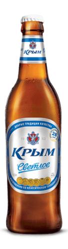 Пиво Крым 0,5л стекло