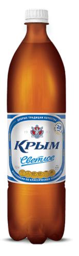 Пиво Крым 1,5л ПЭТ