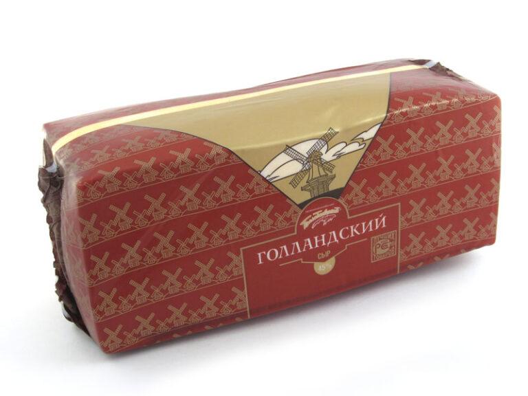 Сыр Белебеевский Голландский