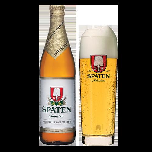 Пиво Spaten 0.5л