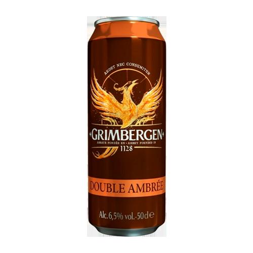 Grimbergen Double Ambre 0,5л